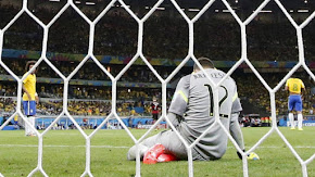 Brasil 1x7 Alemanha - 2014