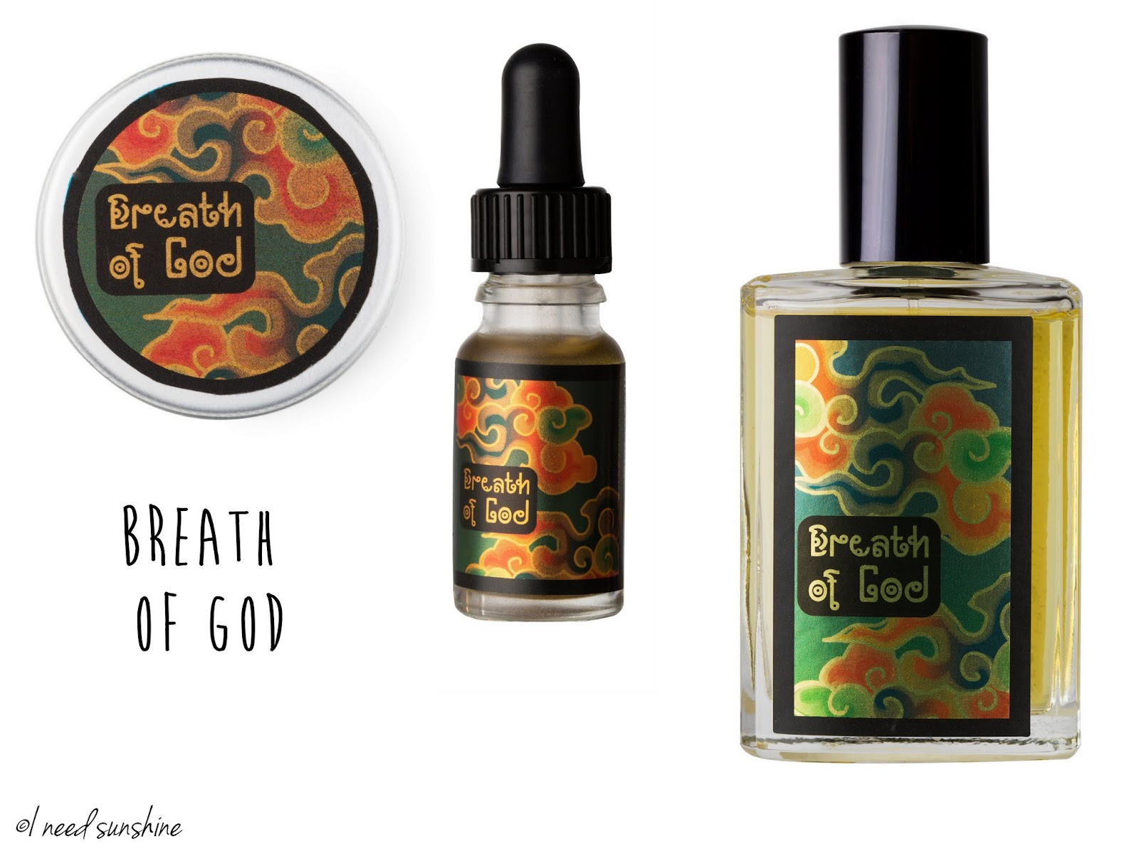 Lush Breath of God