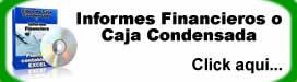 Software para Informe Financiero o Caja