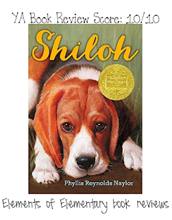 Shiloh Book Review | YA Book Reviews by Elements of Elementary