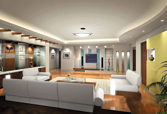 Contemporary Home Interior Design Model Ideas
