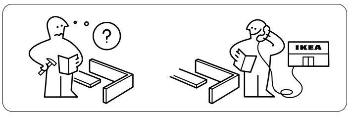 Entender las instrucciones de los muebles ikea trucos - Ikea coste montaje ...