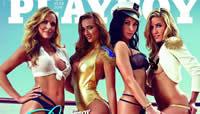As gostosas nuas na Playboy da Alemanha, janeiro de 2016