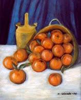 Naranjas y Agua