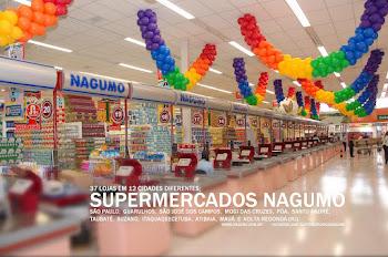 SUPERMERCADOS NAGUMO É BARATO MESMO!