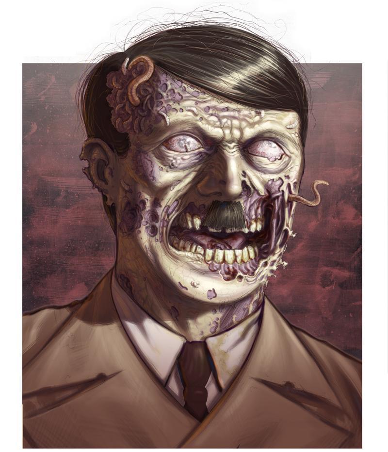 Adolf Hitler Zumbi