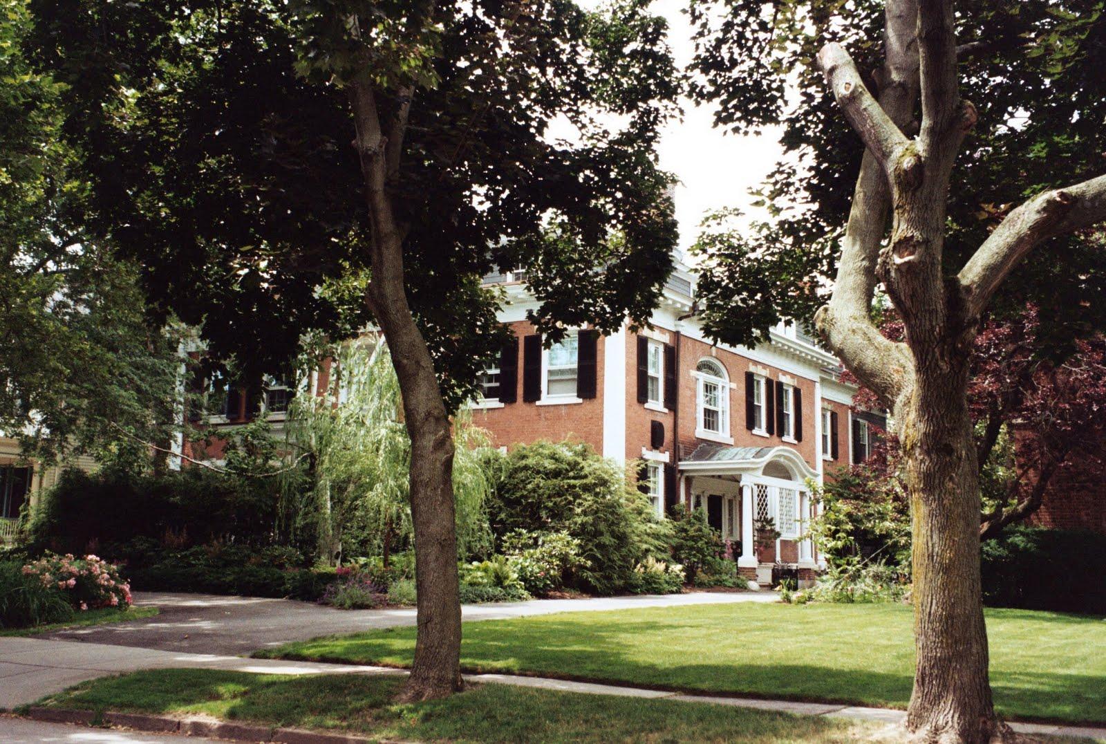 J Buffalo House Jax Stumpes: Architect...