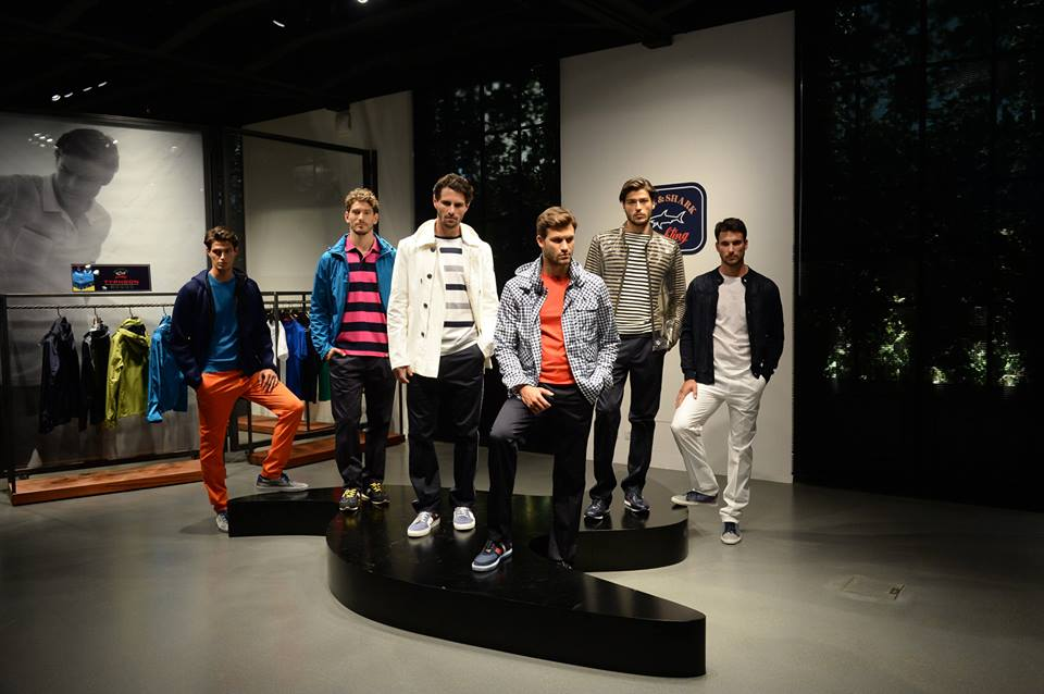 Paul & Shark , Milan Fashion Week , MMFW