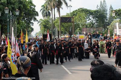 malioboro pencak festival mendukung teman