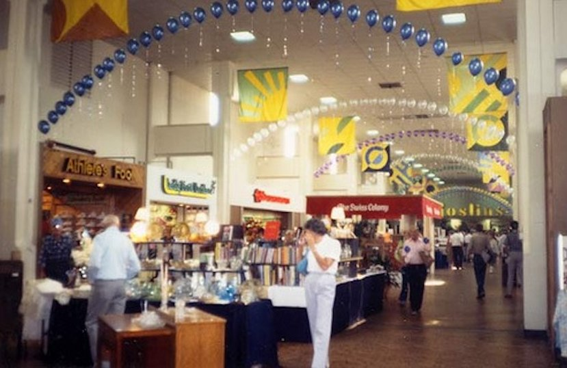 Our Nostalgic Memories Cinderella City Mall