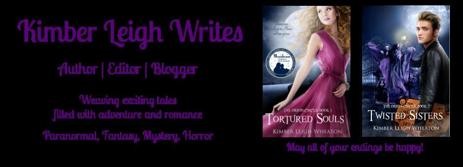 Kimber Leigh Writes