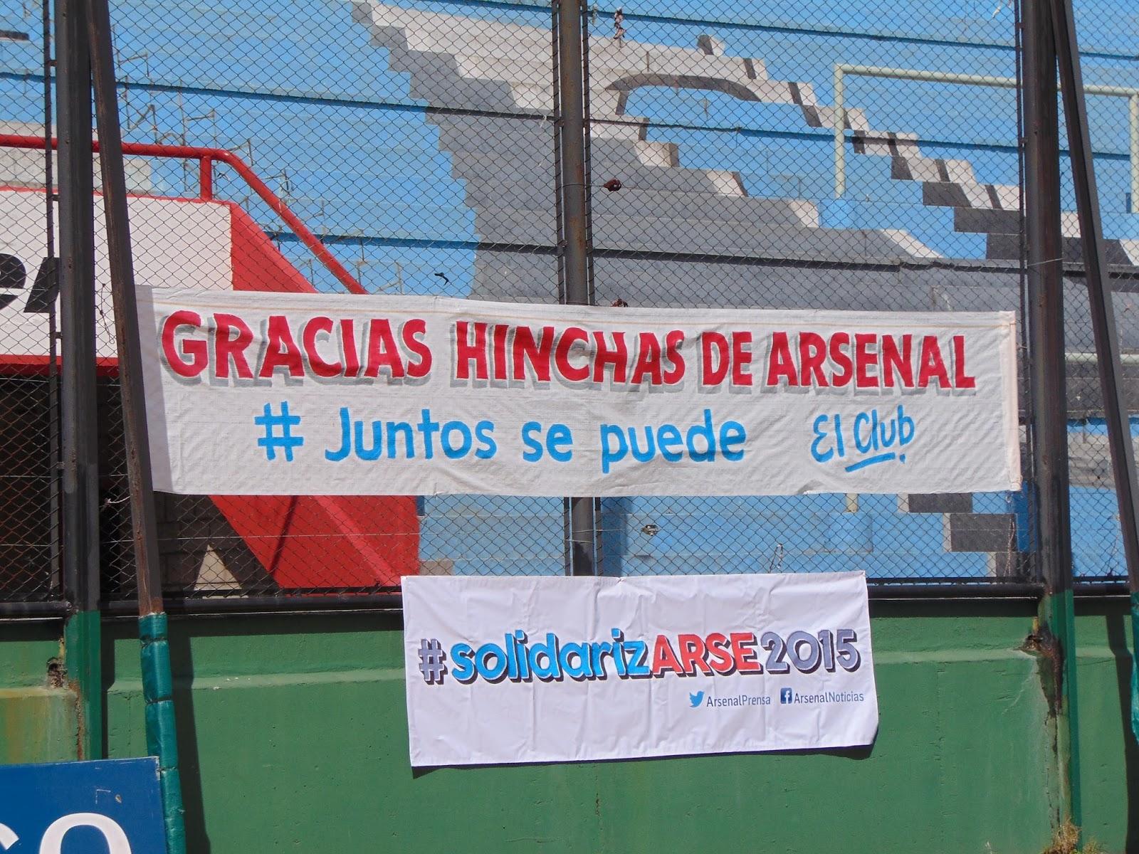 Arsenal, mística de primerA