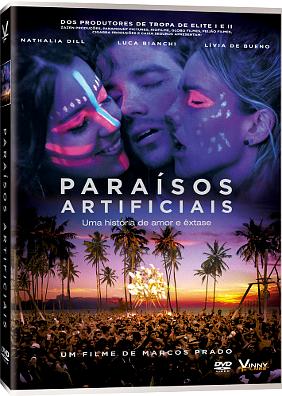 Filme Poster Paraísos Artificiais DVDRip XviD & RMVB Nacional
