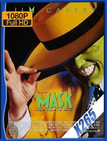 La Mascara (1994) x265 [1080p] [Latino] [GoogleDrive] [RangerRojo]