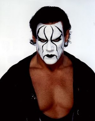 WCW and TNA Wrestler Sting