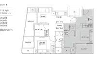 Cassia Edge 3+1 Floor Plans