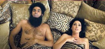Diktator a Megan Fox v posteli