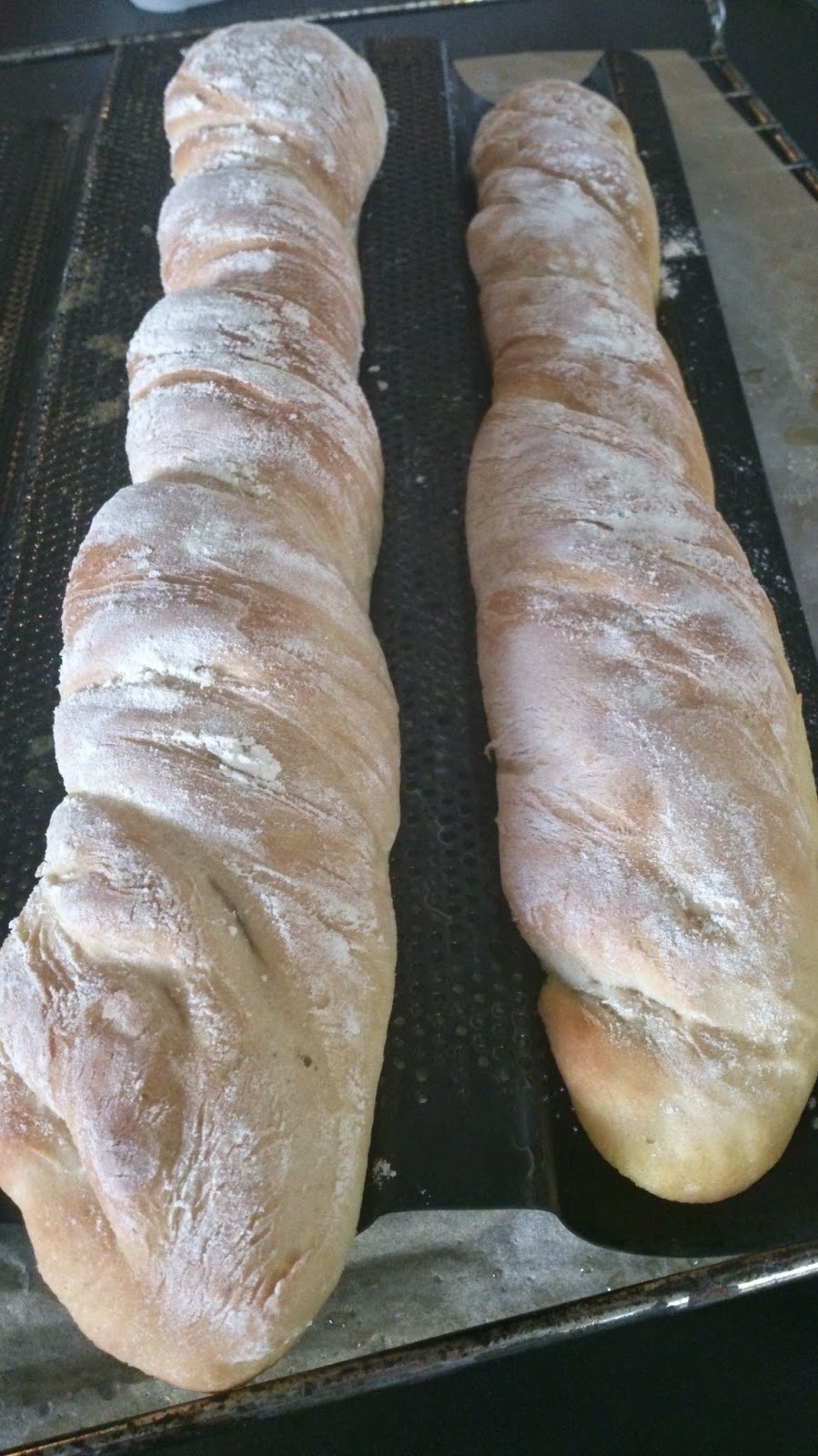 baka baguette snabbt