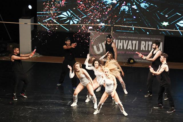 Uhvati Ritam pomera granice plesa