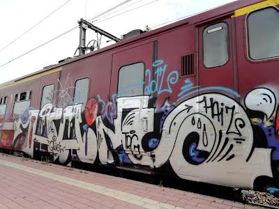 graffiti hais