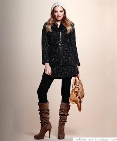 moda invierno 2012 lookbook markova otoño invierno 2012