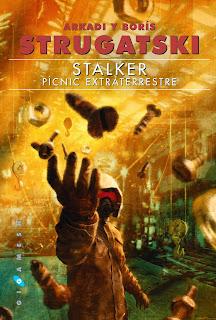 """Literatura: Gigamesh publica """"Stalker. Pícnic extraterrestre"""", la obra de ciencia ficción más popular de los hermanos Strugatski"""