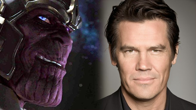Josh Brolin Thanos Guardians of the Galaxy Avengers Marvel