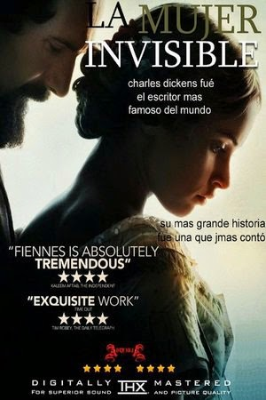 Poster The Invisible Woman 2013