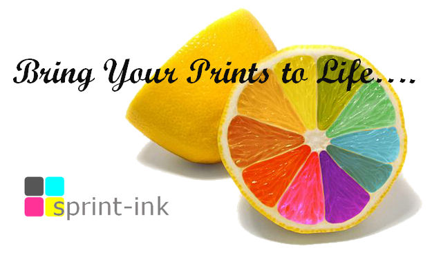 Printer Ink and Toner Cartridges from Sprint-Ink.co.uk