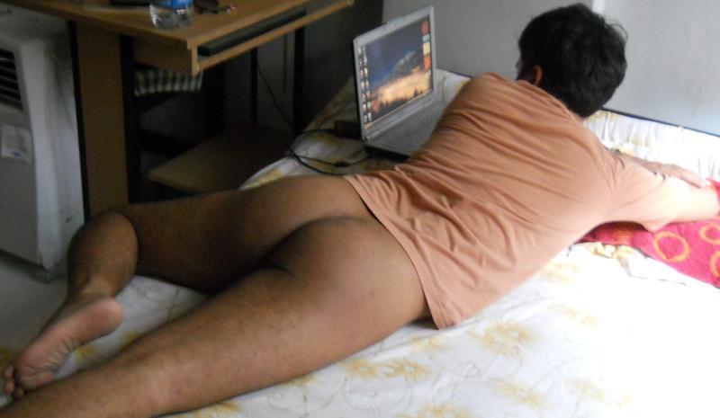 indian men naked butts