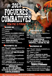 Fogueres Combatives. ALICANTE