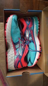 My Current Running Shoes