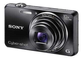 Câmera Sony Cybershot WX100 é compacta, mas potente, WX100 é boa escolha