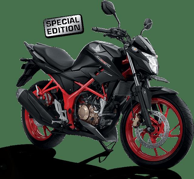 All New Honda CB 150R Special Edition masih belum terlihat di dealer kota Medan? . . sabar sob