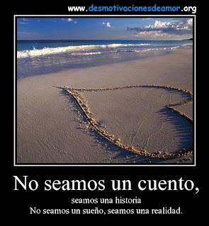 Frases De Amor: No Seamos Un Cuento