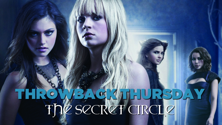 Throwback Thursday - The Secret Circle - Family + Series Retrospective Review