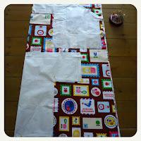 Habitual kimono pattern