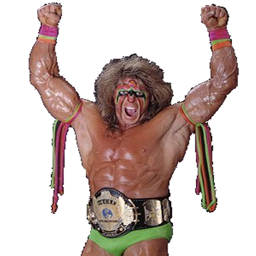 ultimate warrior png - photo #14