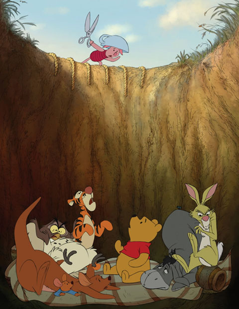 Some Thoughts On  Pooh