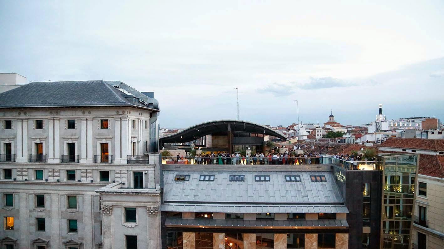 """La Terraza del Urban"""