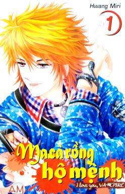 truyện tranh Ma cà rồng hộ mệnh đọc online