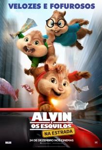 Baixar Alvin e os Esquilos: Na Estrada – Dublado Download Grátis