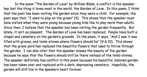 analyzing the poem first love essay Essay writing guide first love by john clare this is a poem about love first love&ampquot by john clare was written in the 19th century.