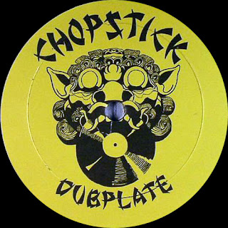 CHOP005AA Chopstick Dubplate (feat. Bass Nacho) -  Don't Wanna Run Up Inna Dat :