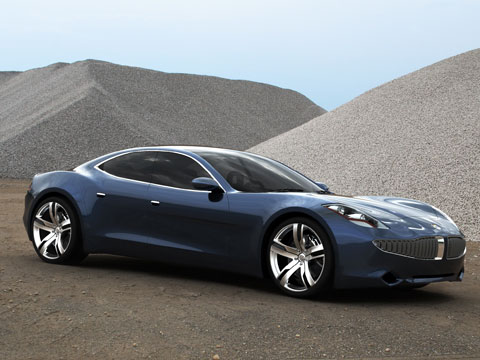 Fisker Karma | On Electric Cars