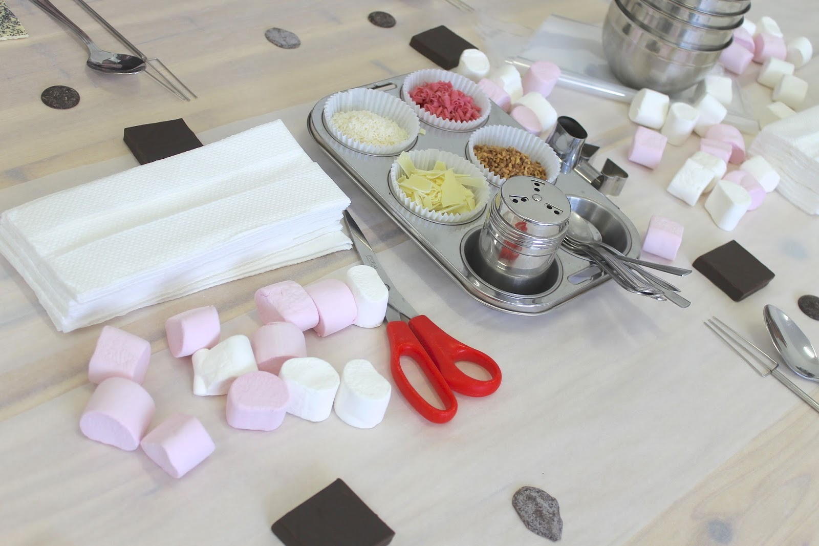 chocolate workshop london
