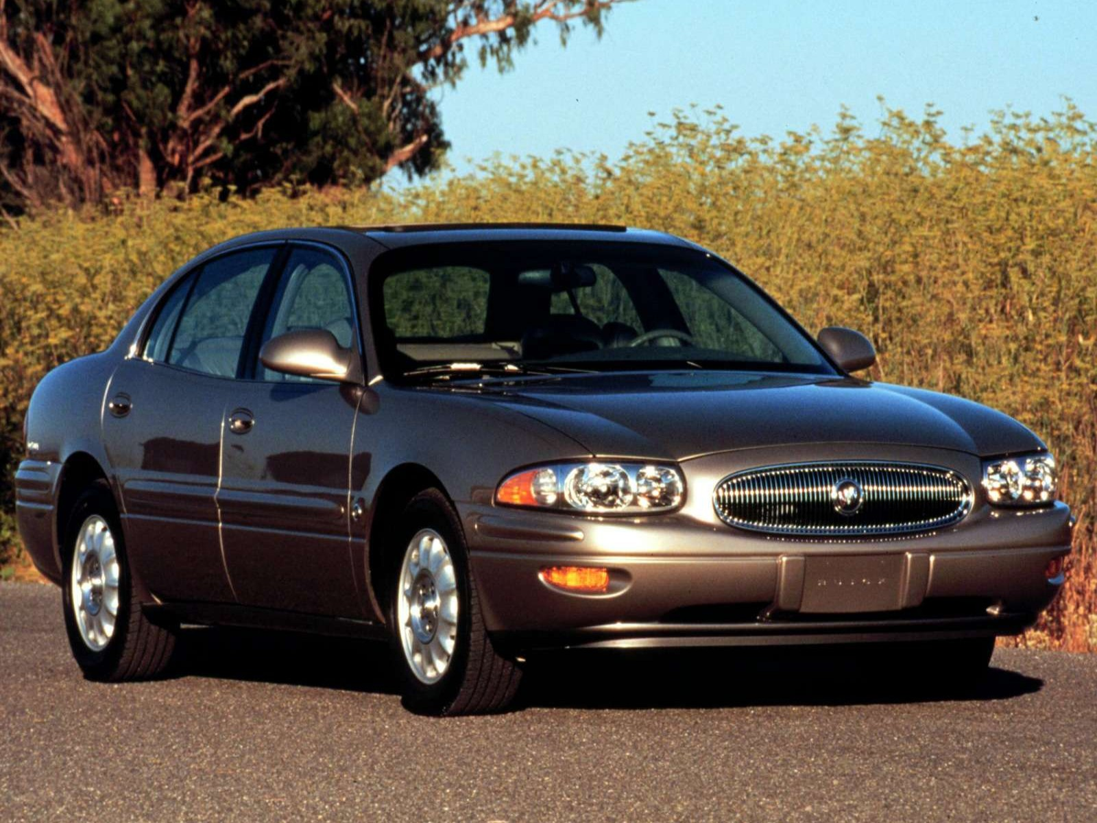 Music Directory  Buick Lesabre Limited 2000