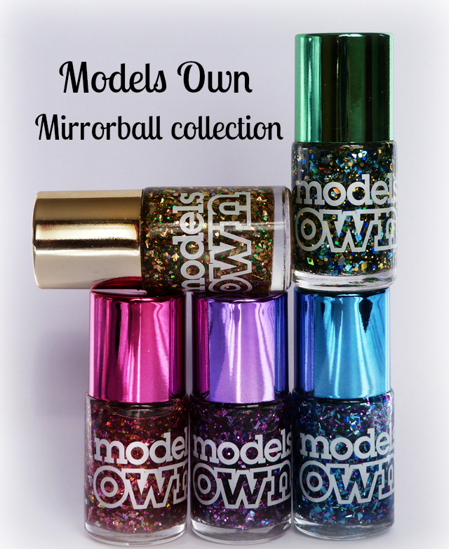 Lucy's Stash - Models Own Mirrorball collection