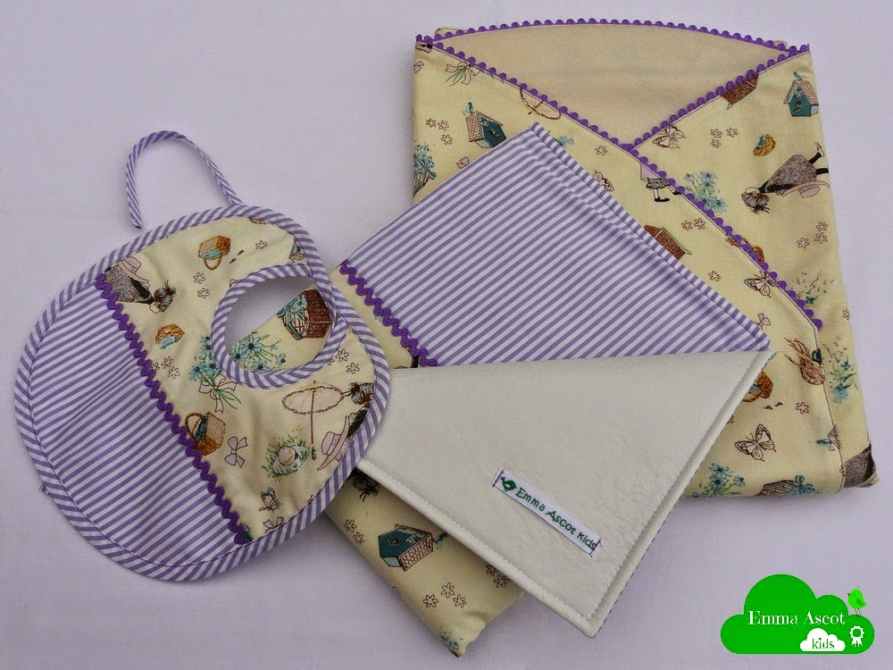 Pack bienvenida recién nacido Campo