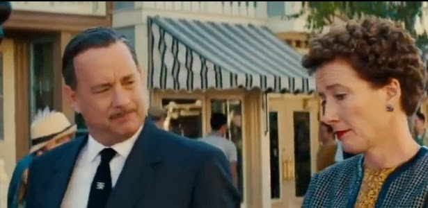 Tom Hanks encara desafio de viver Walt Disney no cinema